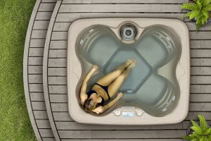 Hot bath tub under $2000