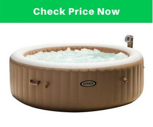 Intex 85 inches Pure Spa Inflatable Hot Tub