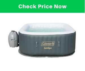 New Coleman SaluSpa Best Inflatable Hot Tub