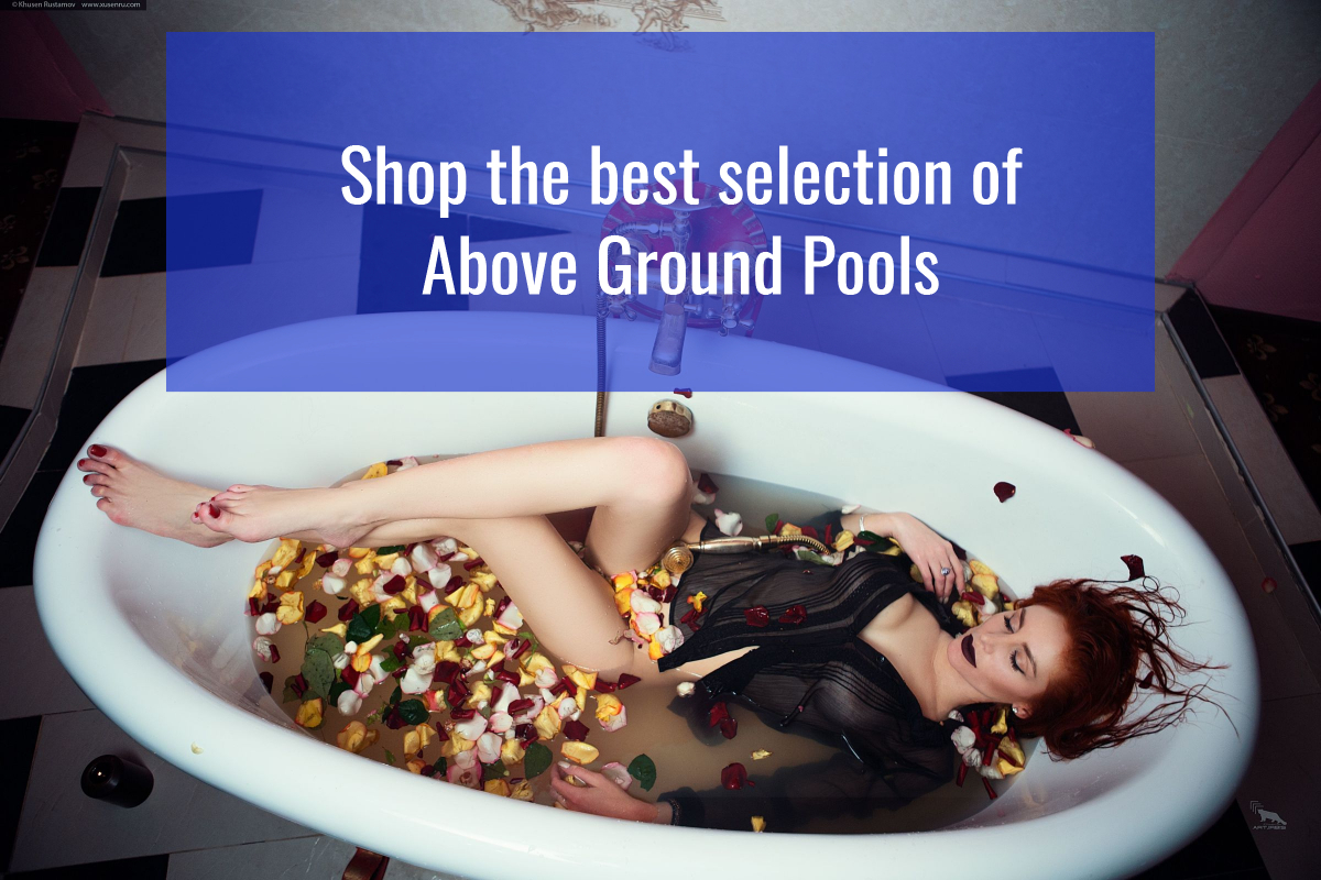 Cheap Pool Covers Above Ground Pools >> Above Ground Pools | 14 Most Rated Swimming Pool & Patio Ideas