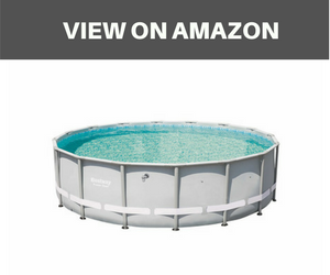 Bestway Power Steel Swimming Pool