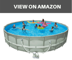 Intex Ultra Frame Above Ground Pool