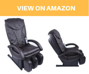 Full Body Shiatsu Massage Chair Recliner Bed EC-69