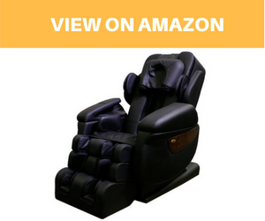 LURACO TECHNOLOGIES iRobotics 7 Medical Massage Chair Black