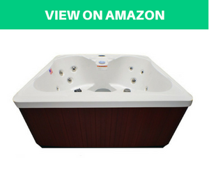 Home and Garden Spas 5 Person 14 Jet Spa