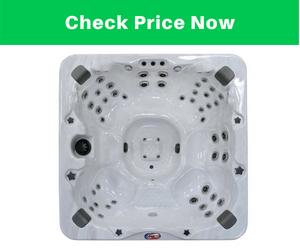 American Spas 56 Jet Review