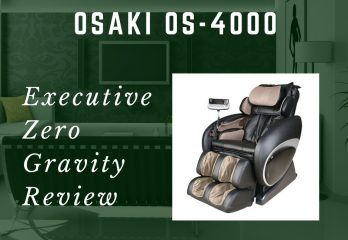Osaki OS-4000 Zero Gravity Review