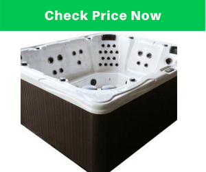 Spa 7 Person Hot Tub LED MP3 ready Speakers Bluetooth