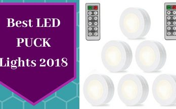 Best LED PUCK Lights 2018 – Provide a Perfect Ambiance for Your Home