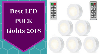 Best led puck lights 2018 provide a perfect ambiance for your home aloadofball Choice Image
