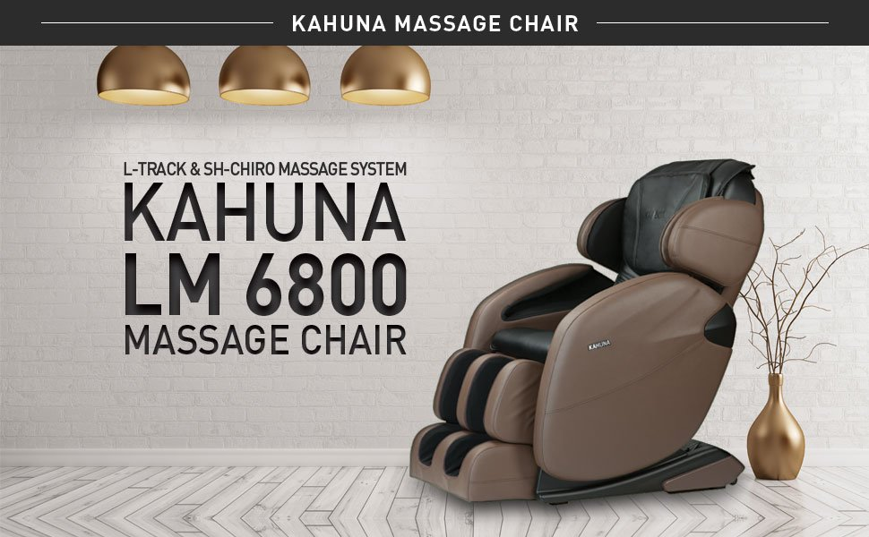 Full Body Recliner LM6800 kahuna Massage Chair