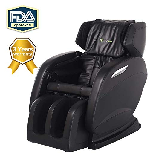 Real Relax Massage Recliner Chair Review